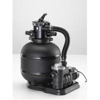 Pompa filtro a sabbia Fasatech da 10 metri cubi a 7 funzioni