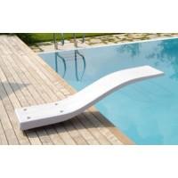 Trampolino per piscine interrate Delfino Zodiac