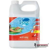 Ossigeno attivo liquido Gre per piscine - 5 L