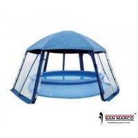 Coperture per piscine - Gazebo di protezione Gre