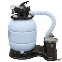 Pompa filtro a sabbia Gre da 4 metri cubi diametro 300 mm