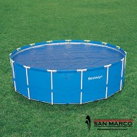 Telo isotermico Bestway per piscina Frame rotonda da 549 cm