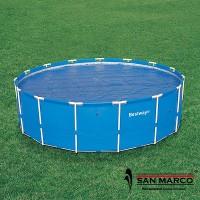 Telo isotermico Bestway per piscina Frame rotonda da 305 cm