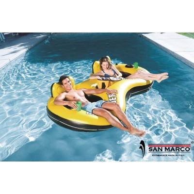 Materassini per mare offerte et deal su onde culturali for Materassini piscina