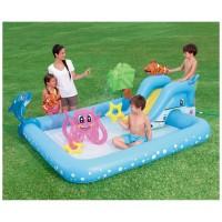 Piscina gonfiabile per bambini Bestway Acquario con scivolo