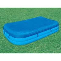 Telo copertura Bestway per piscina gonfiabile 262x175 cm