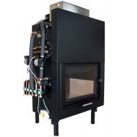 Termocamino policombustibile Ecomultiflex Plus + RSVC