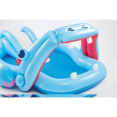 Gioco gonfiabile piscina intex hippo play center per - Piscina gioco gonfiabile ...