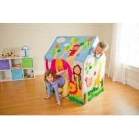Gioco Intex Casetta Tenda Jungle Fun Cottage