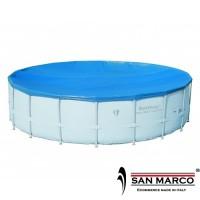 Telo di copertura piscina rotonda Bestway 549 cm