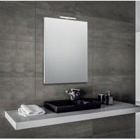 Specchio bagno 60x80 cm con lampada led
