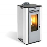 Stufa a pellet Lara 10 kw per riscaldamento aria