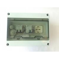 Quadro elettrico preassemblato per piscine interrate fino a 2 CV