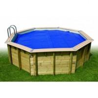 Copertura isotermica Violette per piscine tonde