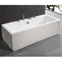 Vasca da bagno moderna squadrata di design