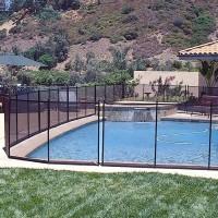 Barriera di sicurezza per bambini per piscine interrate