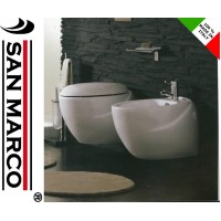 Sanitari bagno sospesi Azzurra Ceramica Clas 05