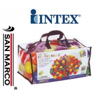 Palline colorate Intex in 6 colori