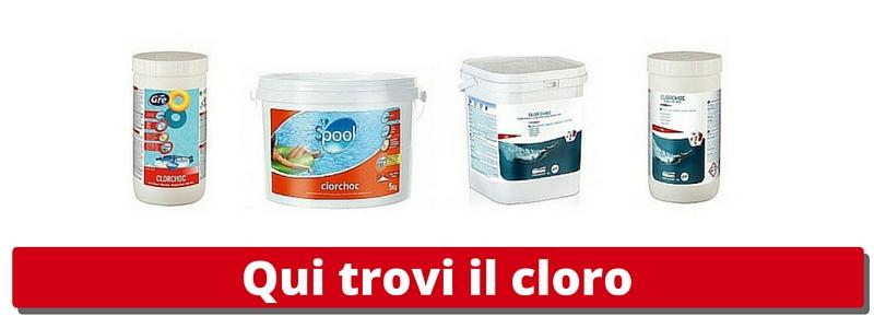 Ph e cloro elementi indispensabili per l 39 acqua della for Cloro nelle piscine