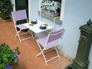 Arredi Per Piccoli Balconi : Arredo giardino