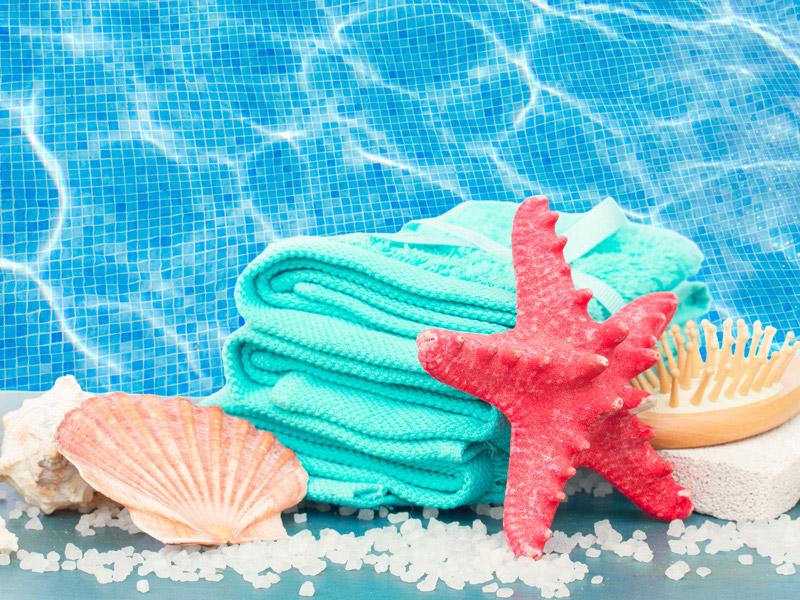 Piscina ad acqua salata il vademecum completo - Acqua orecchie piscina ...