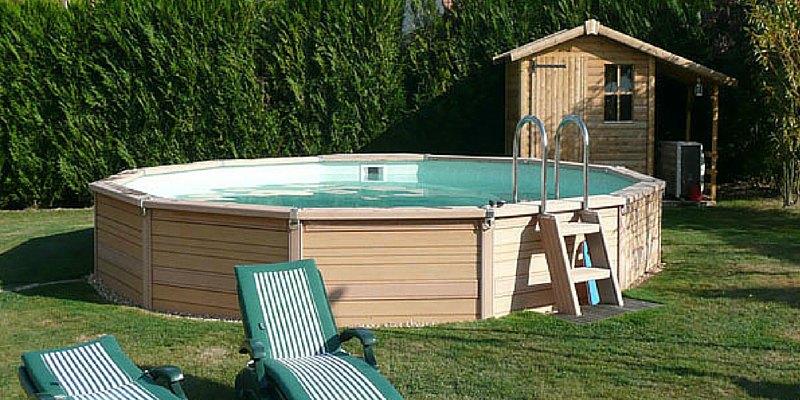 Come scegliere la tua prima piscina fuori terra blog - Piscine rigide fuori terra ...