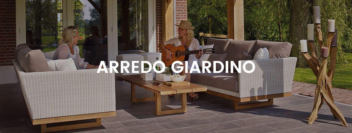 Vendita online arredo giardino | San Marco