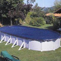 Piscine fuori terra e interrate lettini massaggio e tanto for Copertura invernale piscina gre
