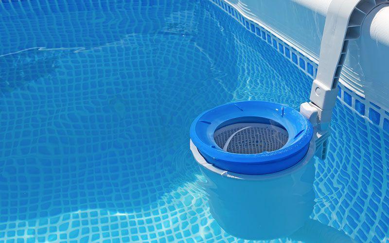 Skimmer piscina scopriamo la sua utilit - Filtri per piscine fuori terra ...